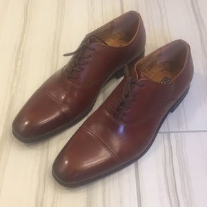 Genuine Leather - Worn Once